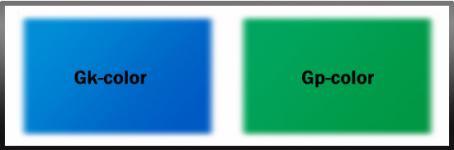 Синій та зелений колір для тенісних столів