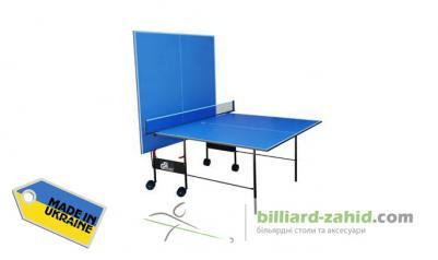 Складання тенісного столу Стандарт ГК-2 для самотренування