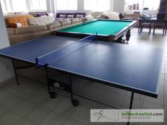 Розкладений Тенісний стіл GK3 Athletic Strong