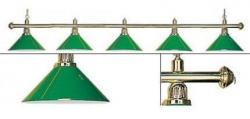 Більярдні світильники Evergreen (5 плафонів)